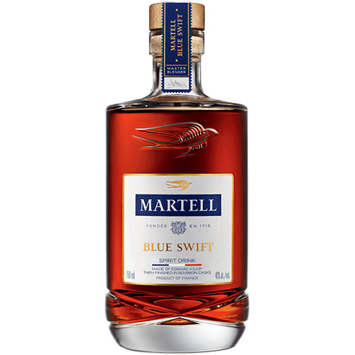 Gentologie Ultimate Gifts List- Martell Blue Swift