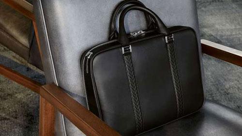 Gentologie Ultimate Gifts List - Montblanc for BMW Document bag