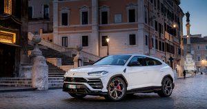 Lamborghini Urus - Couverture