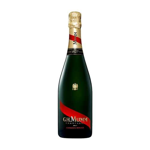 MUMM Cordon Rouge Champagne - Festive Champagnes