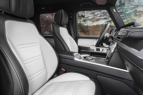 Mercedes-Benz G Class 550 2020 - Interior