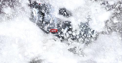 Mercedes-Benz G Class 550 2020 Snow