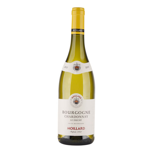 Moillard Chardonnnay Le Duche - white wine