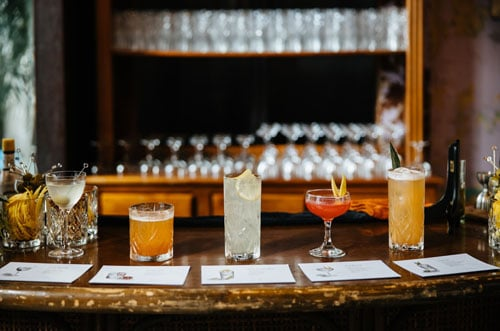 Tales Of The Cocktails - Salle de Dégustation - Souper Media du présentation du nouveau menu cocktail des Hôtels Fairmont
