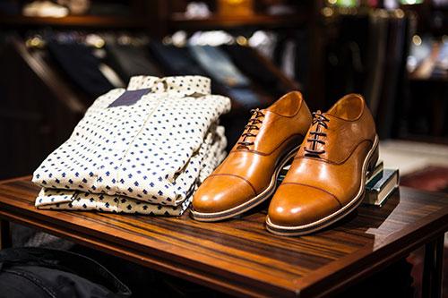 Being a Gentleman - Fashion
