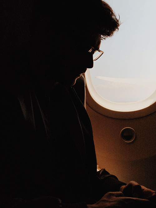 Being a Gentleman - Travel