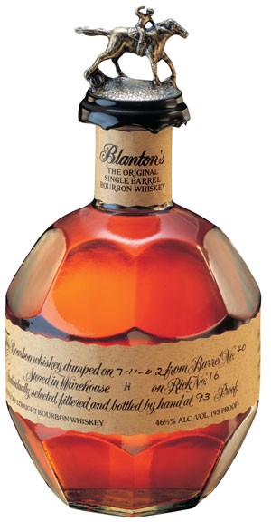 Blantons - Bouteille