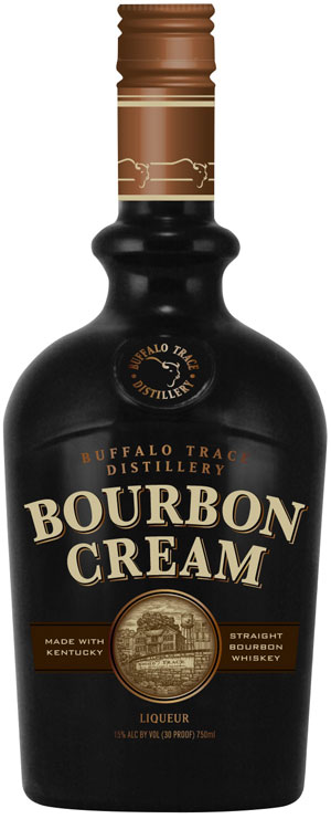Bourbon Cream Buffalo trace - Bouteille