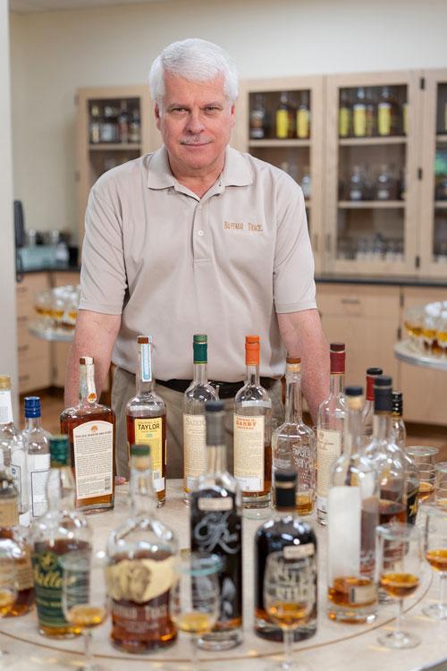 Drew Mayville from Buffalo Trace Distillery
