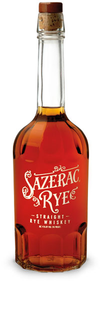 Sazerac Rye - Bouteille