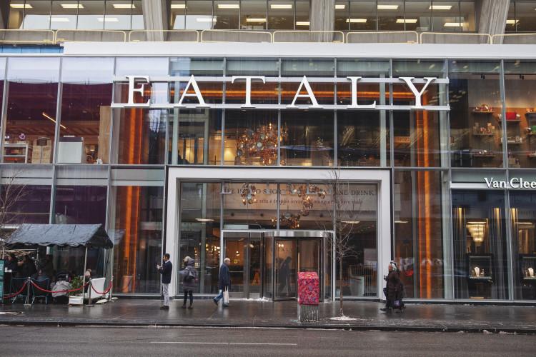The Eataly Toronto