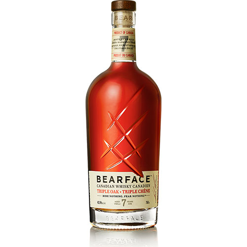 Bearface Whisky - Bouteille