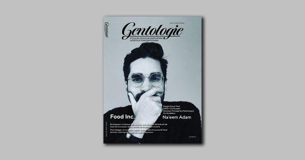 Cover Magazine - Gentologie Winter 2020 Hiver 2020 EN