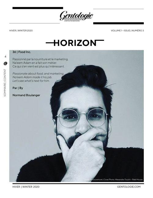 Gentologie Winter 2020 - Horizon