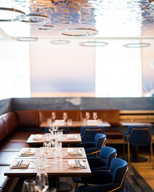 Restaurant Tbsp - Tables et Chaises