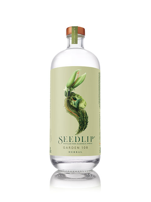 Seedlip Garden 108 - bottle