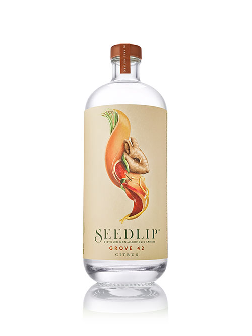 Seedlip Grove 42 - bottle