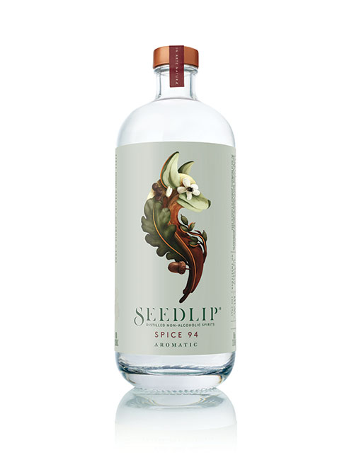 Seedlip Spice 94 - bottle
