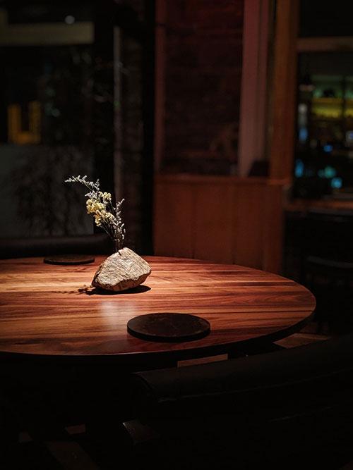 Table H4C par Dany Bolduc