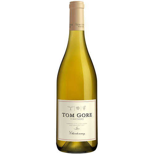Tom Gore Chardonnay - Bottle - Wines and Spirits to Warm You Up