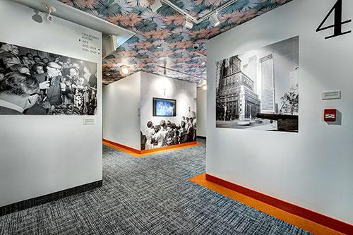 Uville - Corridor