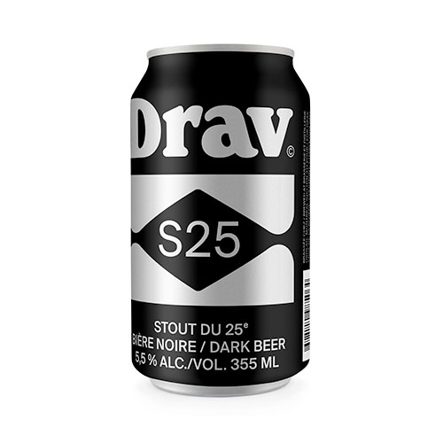 Beer Drav S25 - The Desaltera by Gentologie - To Fight The Crisis