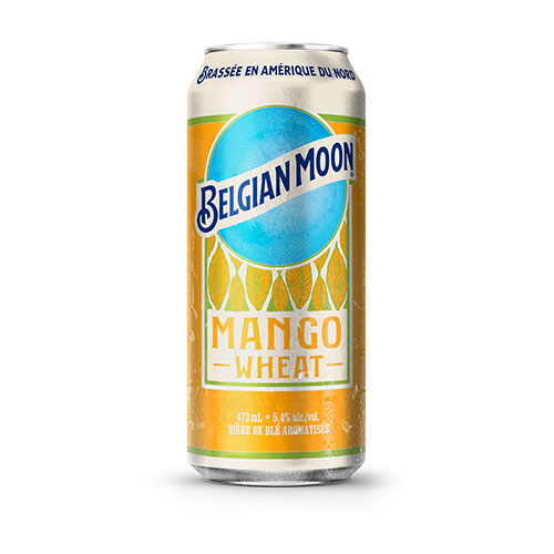 Belgian Moon Mango Wheat - The Desaltera by Gentologie - To stay at home