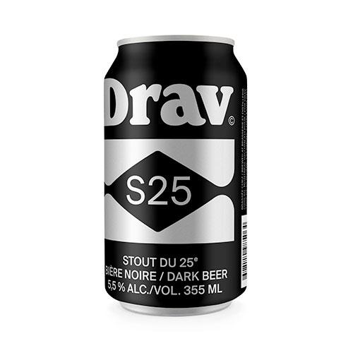 Bière Drav S25