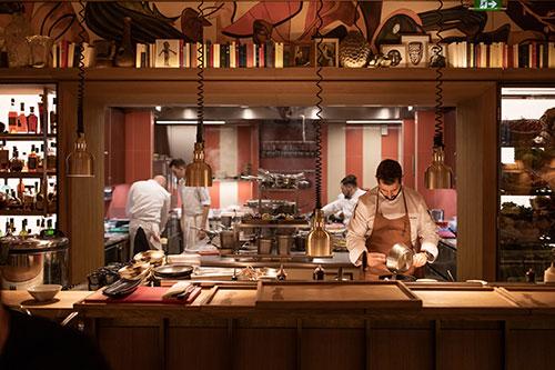 Brach Paris Restaurant par Yann Audic