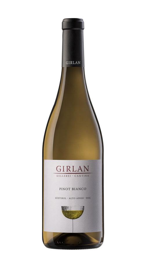 Cantina Girlan Pinot Bianco Alto Adige Sudtirol