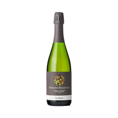 Domaine Bergeville - Le Blanc Brut - bottle