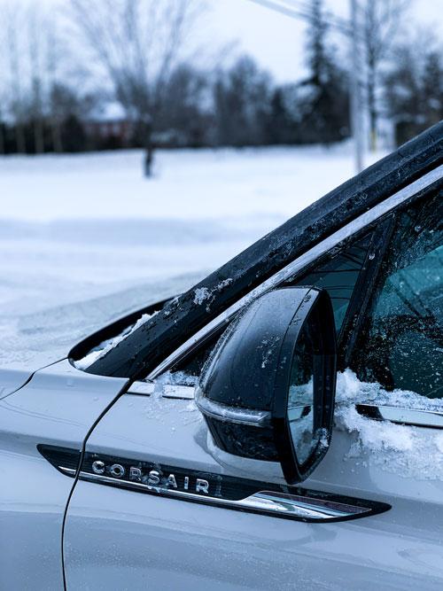 Lincoln Corsair - Mirror