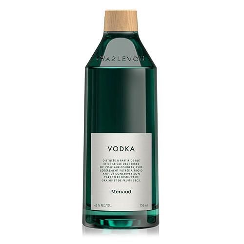 Vodka Menaud - La Désaltéra par Gentologie - Pour combattre la crise