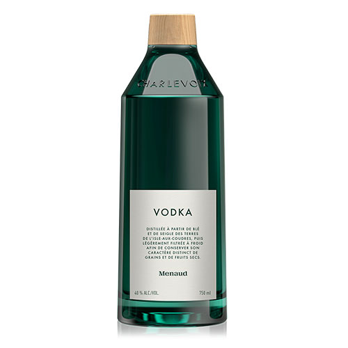 Vodka by Menaud - The Desaltera by Gentologie - To Fight The Crisis