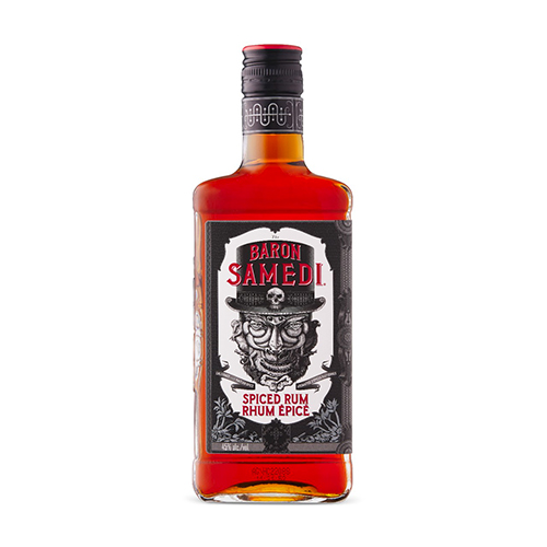 Baron Samedi Spiced Rum - The Desaltera by Gentologie - April is a go