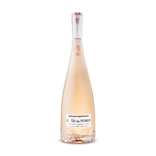 Côte des Roses Rosé Wine - Gérard Bertrand - The Desaltera by Gentologie - April is a go