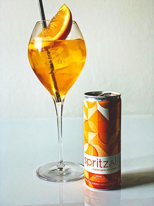 Spritzol Cider aperitif