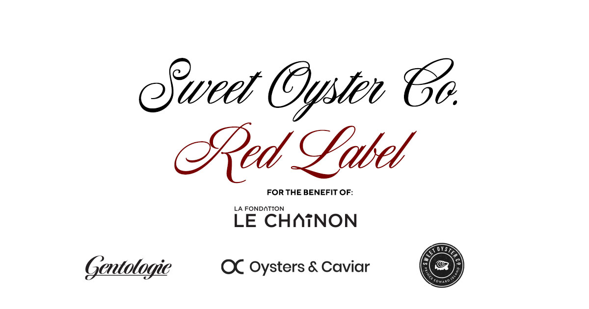 Sweet Oyster Red Label Cover