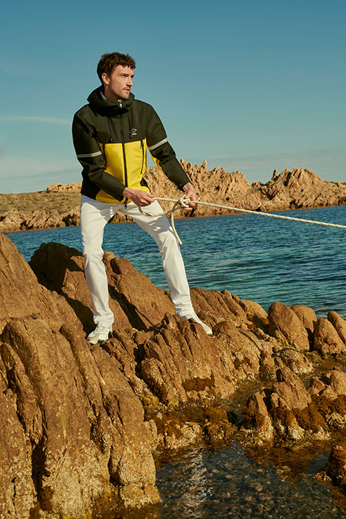 Clusier - Paul and Shark - Jacket - New Spring Looks at Clusier