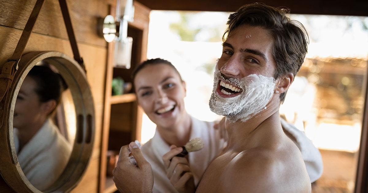 Gillette Skinguard - Couverture