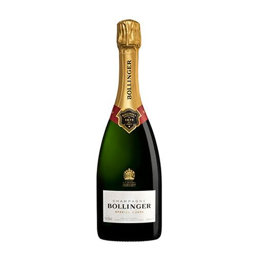 Champagne-Bollinger-Spéciale-Cuvée - bottle