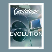 Couverture - Magazine Gentologie No.