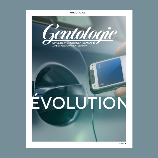Couverture - Magazine Gentologie No.