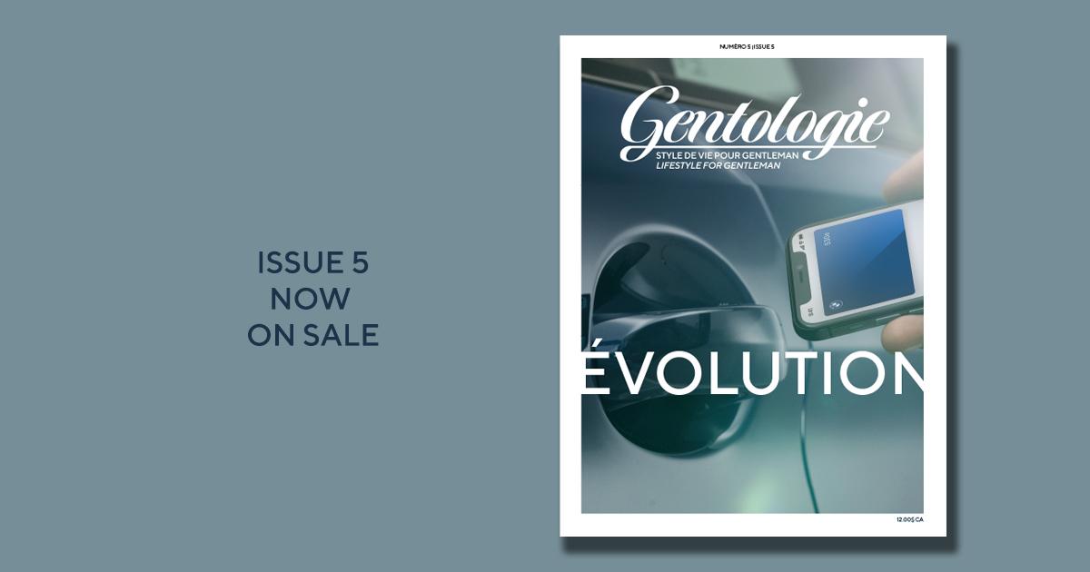 The Gentologie Magazine Issue 5