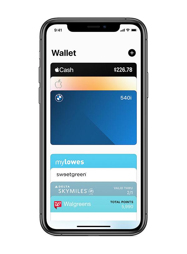 Apple-Wallet-BMW Digital Key