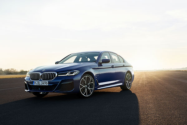 BMW-5-Series-Front