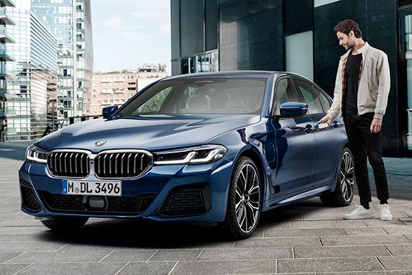 BMW-Digital-Key-5-Series