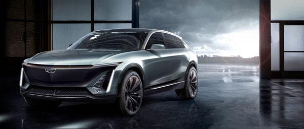 Cadillac-Lyriq-SUV