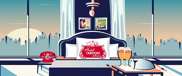 Hotel-Artois