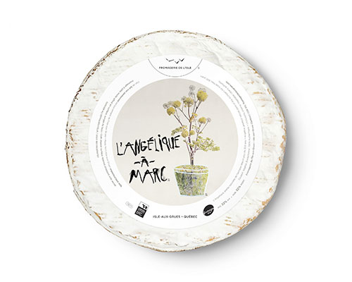 Angelique-a-Marc-Label The Fromagerie de l'Isle